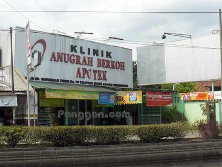 Klinik dan Apotek Anugrah Berkoh Purwokerto