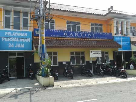 Balai Kesehatan Masyarakat Ibu dan Anak Kartini Purwokerto