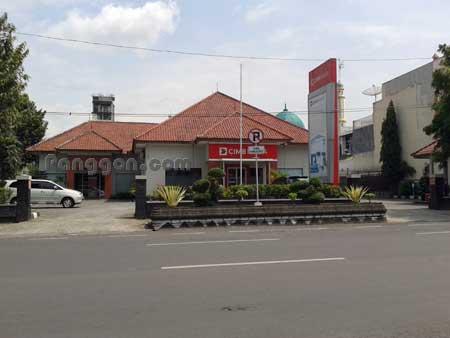 Bank CIMB Niaga Sudirman 417 Purwokerto