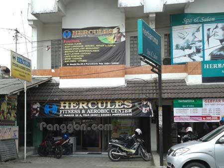 Fitness & Aerobic Hercules Purwokerto