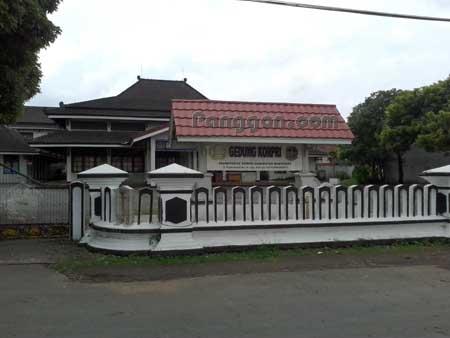 Gedung KORPRI Purwokerto