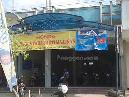 Honda Nusantara Sakti Majenang