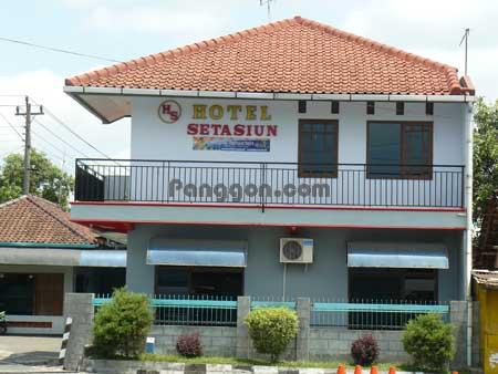 Hotel Setasiun Purwokerto