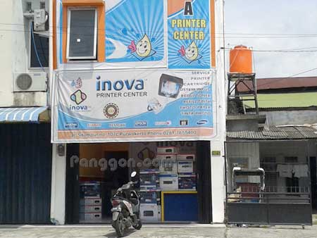 Inova Printer Center Purwokerto