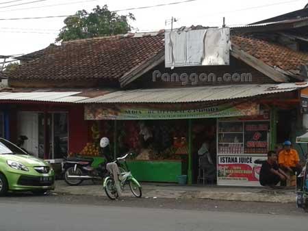 Istana Juice Purwokerto