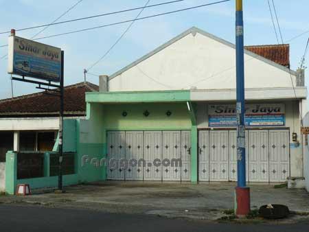Kantor Perwakilan PO. Sinar Jaya Purwokerto