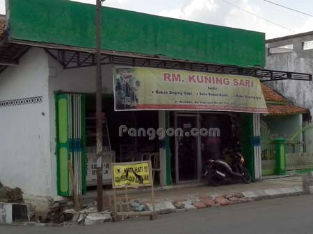 RM. Kuning Sari Purwokerto