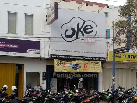 Oke Shop Purwokerto