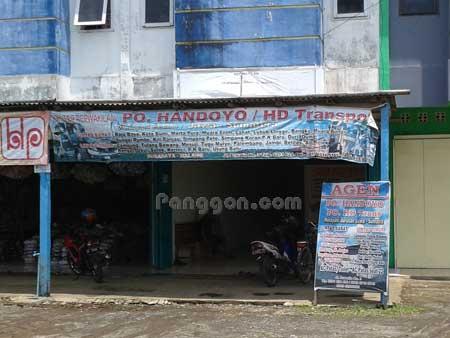 PO Handoyo dan HD Trans Purwokerto