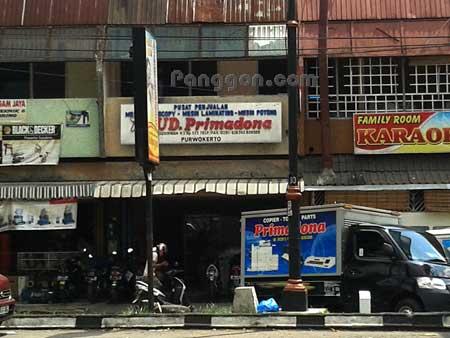 UD. Primadona Fotocopy Purwokerto