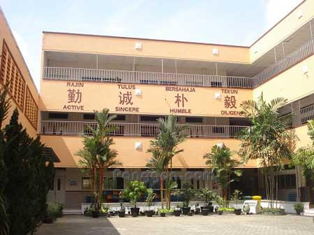 TK, SD, SMP Putera Harapan (Pu Hua School) Purwokerto