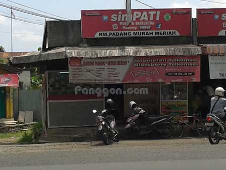 RM. Padang Murah Meriah Purwokerto