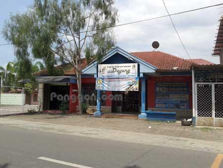 Rumah Makan Taman Pondok Duyung Purwokerto