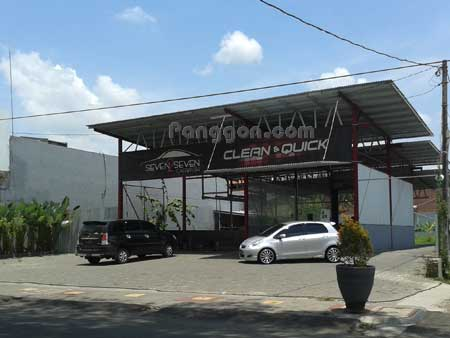 Cuci Mobil Seven2Seven Car Wash Purwokerto
