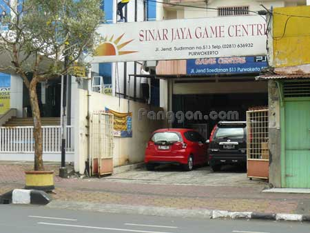 Sinar Jaya Game Center Purwokerto