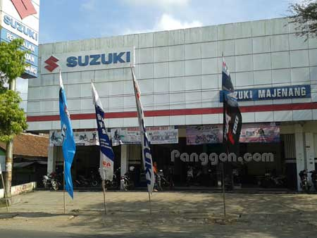 Bengkel dan Dealer Suzuki Majenang