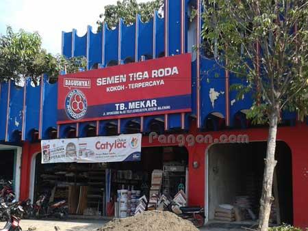 Toko Bahan Bangunan TB Mekar Majenang
