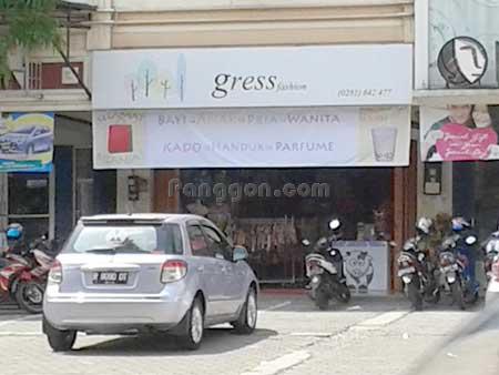 Toko Baju Gress Fashion Purwokerto