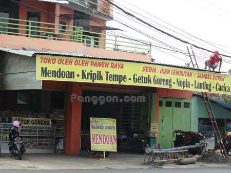 Toko Oleh-Oleh Panen Raya Purwokerto