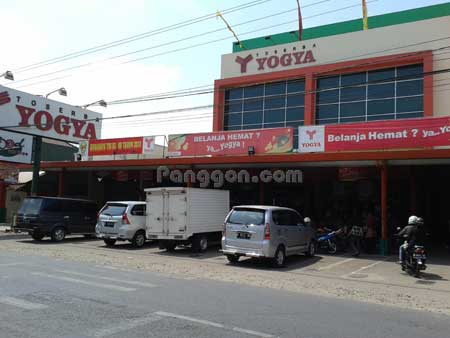 Toserba Yogya Majenang