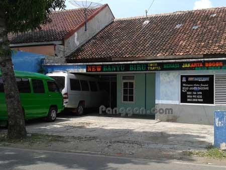 Travel New Banyu Biru Purwokerto