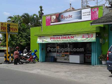 Rumah Makan Waroeng Proliman Purwokerto