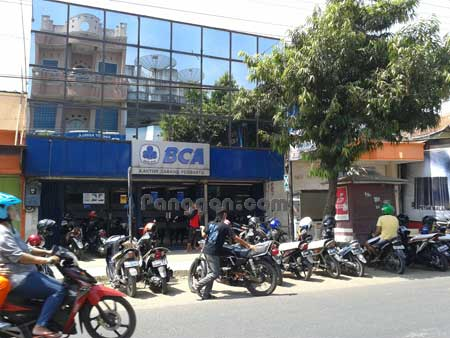 Bank BCA KCP Majenang