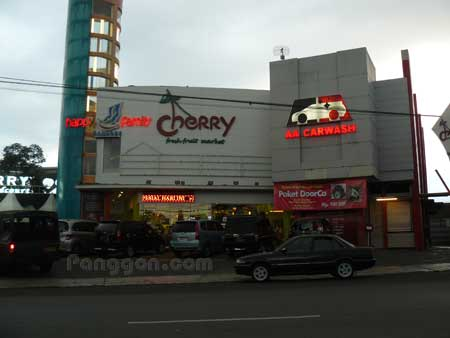 Cherry Fresh Fruit Market & Happy Famili Karaoke Purwokerto