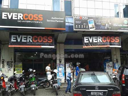 Garuda Mas Mobile Shop - Evercoss - Advance