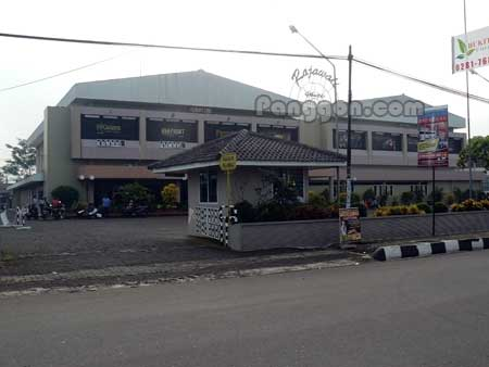 Gedung Bioskop Rajawali Theatre Purwokerto