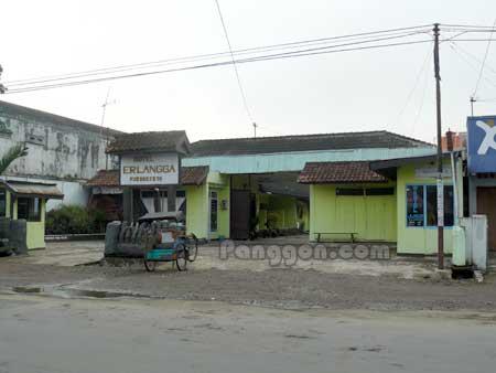 Hotel Erlangga Purwokerto