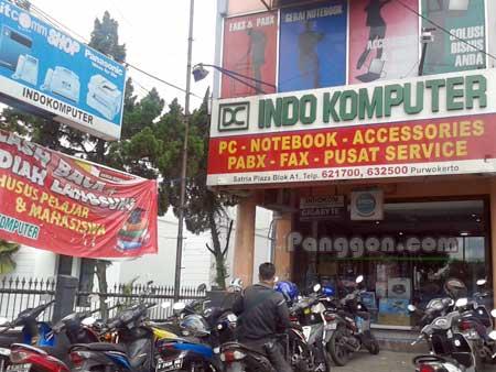 Toko Indo Komputer Satria Purwokerto