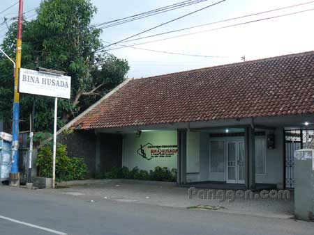 Laboratorium Kesehatan Utama Bina Husada Purwokerto