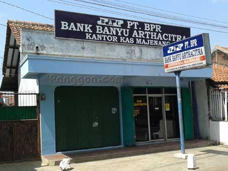 PT. BPR Bank Banyu ArthaCitra Majenang