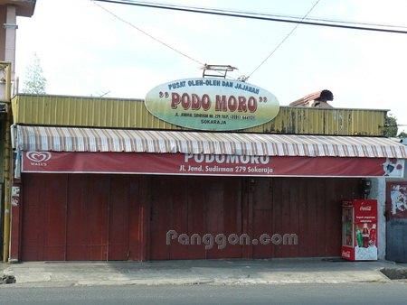 Podo Moro Sokaraja