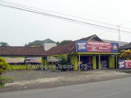 Rumah Makan Berkah Lestary Purwokerto