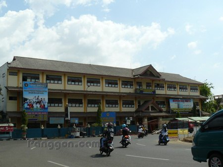 SMA Muhammadiyah 1 Pbg