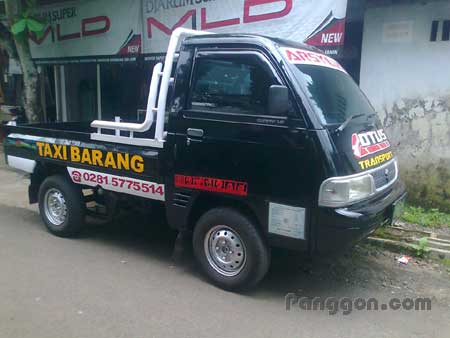 Taxi Barang Lotus Transport Purwokerto