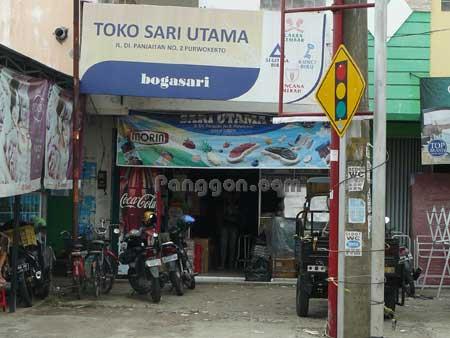 Toko Sari Utama Pasar Wage Purwokerto