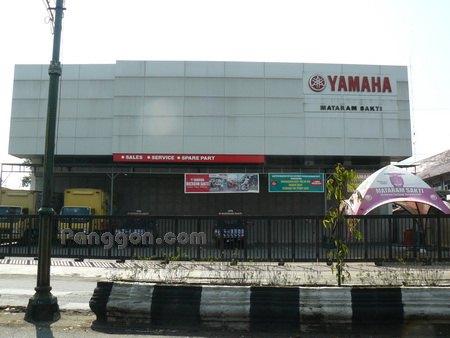 Yamaha Mataram Sakti Purbalingga
