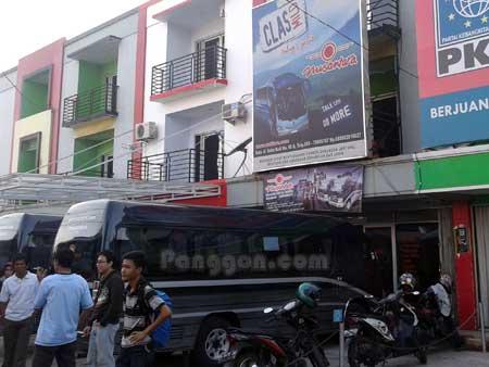 Agen Bus dan Executive Shuttle Nusantara Semarang