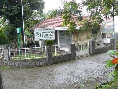 Balai Pengobatan Yos Sudarso Sokaraja Banyumas
