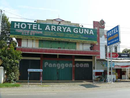 Hotel Arrya Guna Buntu Kemranjen Banyumas