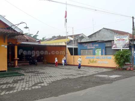 Pusat Jenang Jaket Mersi Purwokerto