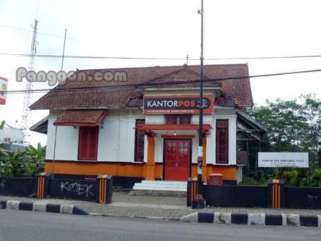 Kantor PT. POS Indonesia Banyumas