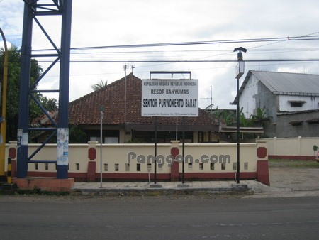 Polsek Purwokerto Barat