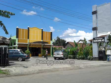 Rumah Makan Sukorejo Purwokerto