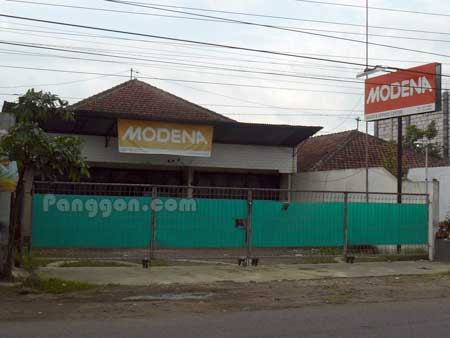 Sales & Service Center Modena Purwokerto