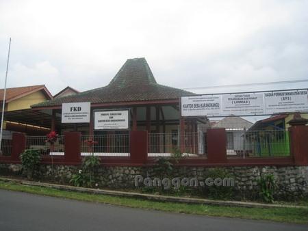 Balai Desa Karangmangu