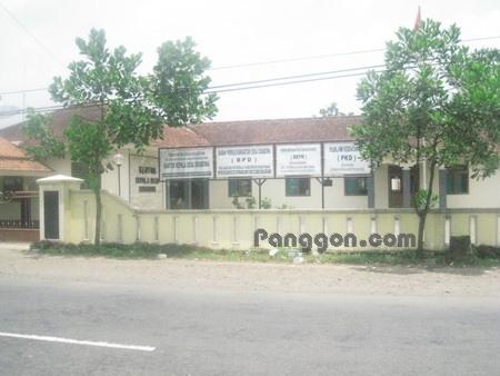 Balai Desa Sidabowa